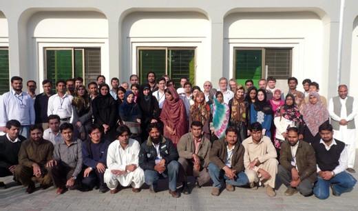 Abdus Salam School of Mathematical Sciences