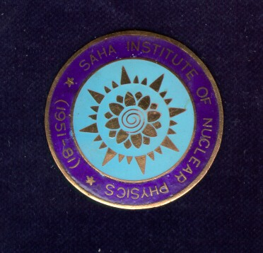 1981 - Saha Institute of Nuclear Physics, Calcutta: Saha Institute's 30th Anniversary, 1951-1981 - small