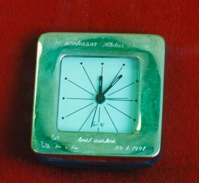 1991 - Carlo della Torre e Tasso, Duino: On the Occasion of Abdus Salam's 65th Birthday - small