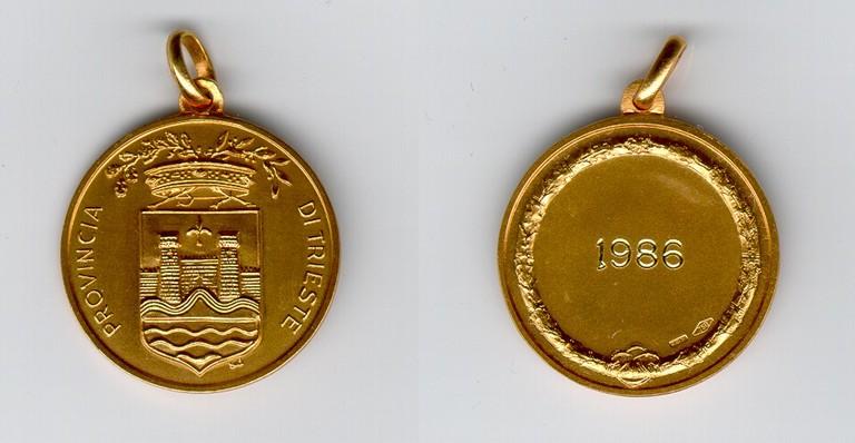 1986 - Provincia di Trieste - big