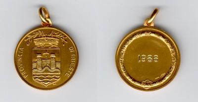 1986 - Provincia di Trieste - small