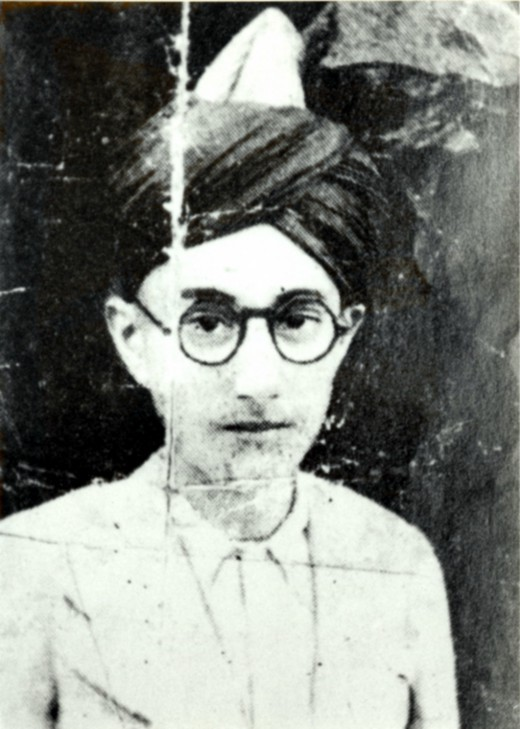Abdus Salam at 14 - big