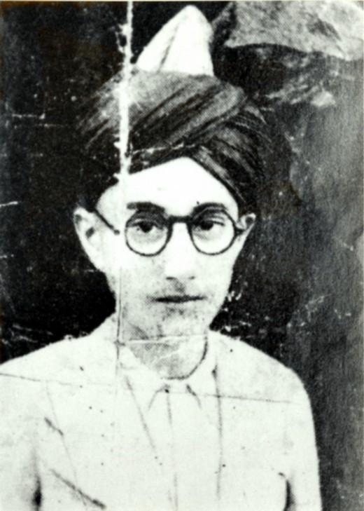Abdus Salam at 14 - big
