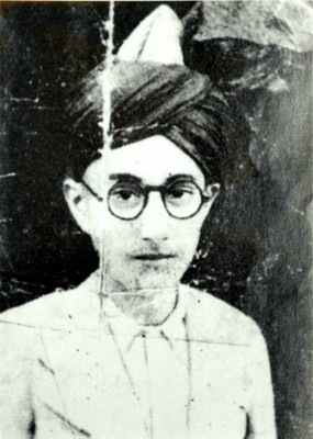 Abdus Salam at 14 - small
