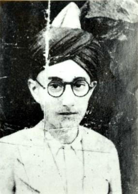 Abdus Salam at 14 - small