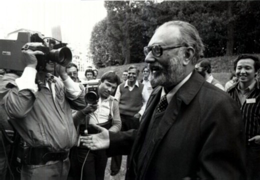 The Nobel Prize announcement, 1979 - big