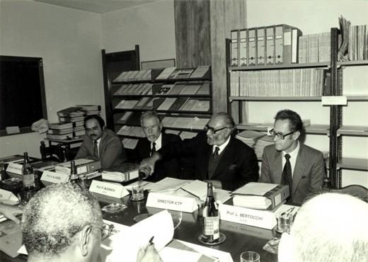 Scientific Council meeting, 1982 - big