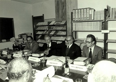 Scientific Council meeting, 1982 - small