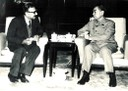 With Chinese Premier Chou En-lai, 1972 - thumbnail