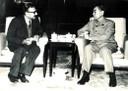 With Chinese Premier Chou En-lai, 1972 - thumbnail
